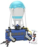 13 Inch Tall Fortnite battle bus Set up a battle or display your battle Royale collection figures Includes exclusive burnout and funk ops 2 Inch Figures and victory umbrella Authentic Fortnite toy made with quality vinyl material You never know who's...