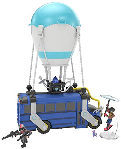 Fortnite 35642 - Battle Bus Speelset - Inclusief Twee Fortnite Figuren.