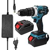 Keifen Taladro eléctrico multifuncional 3 en 1 para el hogar Mini destornillador Formas de rotación Torques ajustables