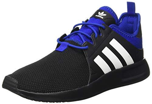 adidas Herren X_PLR Sneaker, Core Black/Footwear White/Team Royal Blue, 42 EU