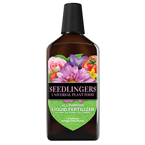Seedlingers Plant Fertelixir 32oz Concentrate