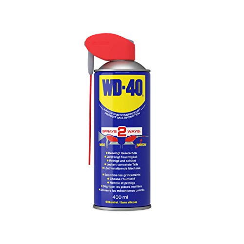 WD-40 Multifunktionsprodukt Smart Straw 400ml