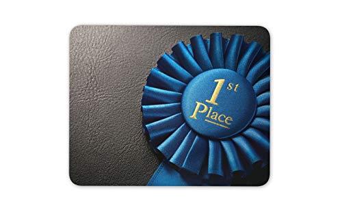 Première place Win Rosette tapis de souris Pad - Show Jumping Cheval Ordinateur Cadeau # 16112