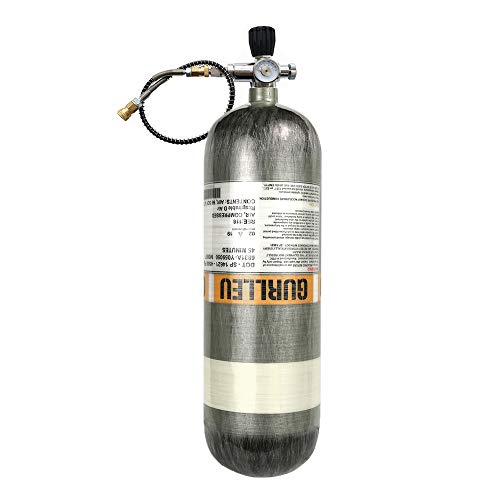 IORMAN Universal 75cf 4500psi Air Tank