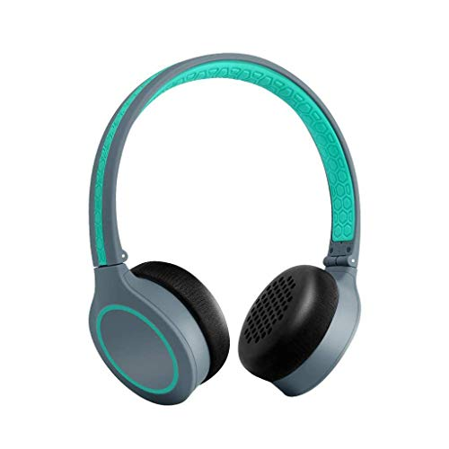 Read About Jumedy Noise Reduction Wireless Music Bluetooth Headset Bass Sports Bilateral Stereo Blue...