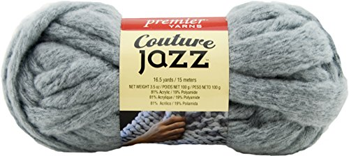 Premier Yarns 26-41 Couture Jazz Yarn-Nickel