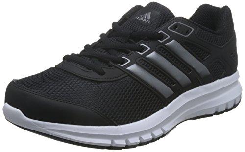 adidas adidas Herren Duramo Lite M Laufschuhe, Schwarz (Core Black/Iron Met./FTWR White), 47 1/3 EU