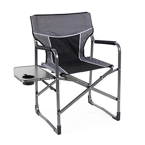 ZLININ Y-longhair Silla plegable apoyabrazos silla taburete Añadir al carrito de consulta