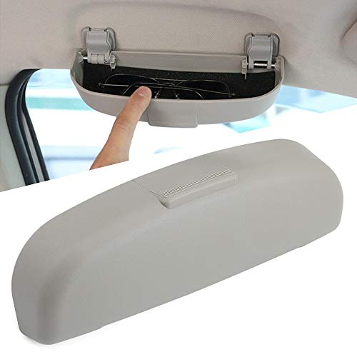 Auto Sonnenbrillen Kofferhalter Brille Box Aufbewahrung, Für Jaguar XF XJ XJS XK S-TYP X-TYP XJ8 XJL XJ6 XKR XK8 XJS X320 X308