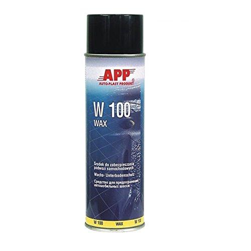 APP Unterbodenschutz Wachs zum spritzen 500ml 2 Stück