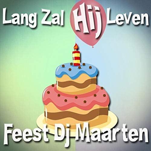 Feest DJ Maarten