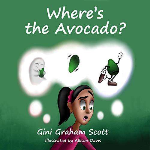 Couverture de Where's the Avocado?