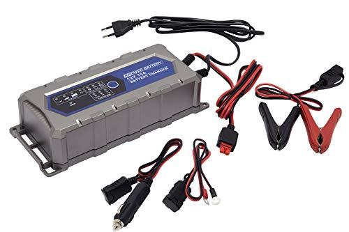 12V 10A RPower Ladegerät für 12V Batterien mit Einer Kapazität von 20-300 Ah