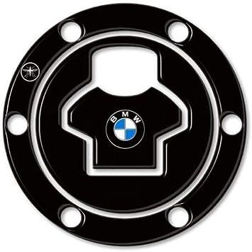 Protection Cap Tank Motorrad 3D Adhesive Black kompatibel mit BMW bis 2006