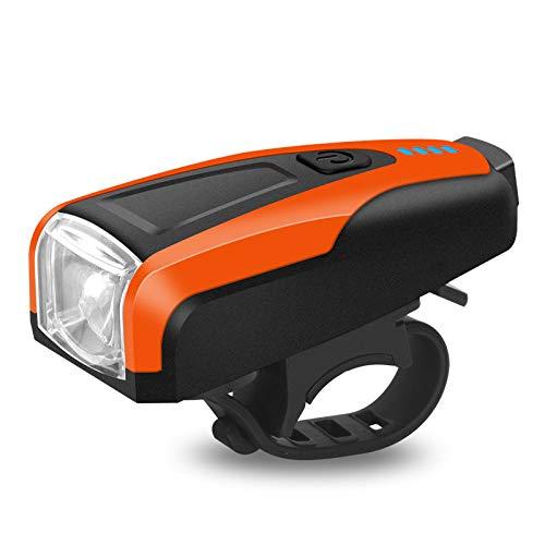 Mountainbike Light Scheinwerfer Fahrradlicht USB wiederaufladbare Mountainbike Taschenlampe Beleuchtung Reitlicht
