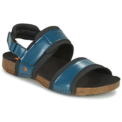art I Breathe Sandalen/Sandaletten Herren Blau - 40 - Sandalen/Sandaletten Shoes