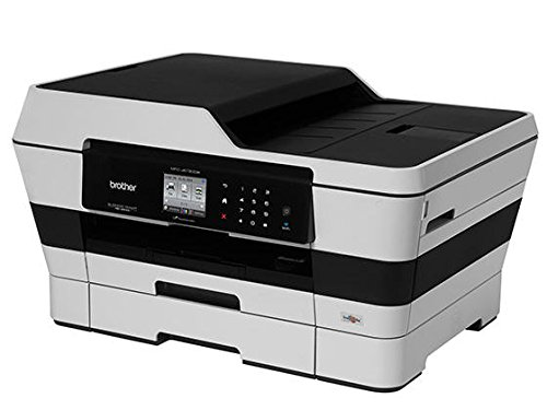 Brother MFC-J6720DW Wireless Inkjet Color Printer with Scanner, Copier and Fax, Amazon Dash Replenishment Ready