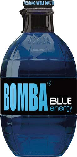 Bomba Blue Energy - 12x 250 ml