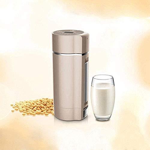 Exprimidor Mini automático de leche de soja de soja fabricante de leche portátiles Frijoles Grano molinillo de una máquina Blender-blanco-nos de acero inoxidable del bebé exprimidor Alimentación 220v,