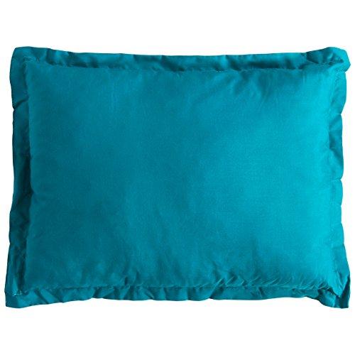 Trespass Sleepyhead Almohada de Viaje, Unisex Adulto, Azul (BBT), 40 x 30 cm