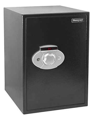 Honeywell Safes & Door Locks 5207 Security Safe with Digital Dial Lock, 2.7 Cubic feet, Black