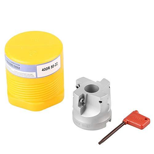 Stirnfräser - 90 Grad rechtwinklig Schulterfläche Fräskopf CNC-Fräser for CNC-Fräsmaschine
