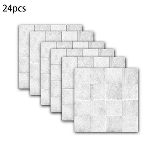 niumanery keramische tegels plakken muursticker zelfklevend DIY AF055