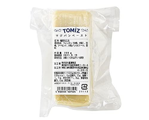 マジパンペースト / 200g TOMIZ(創業102年 富澤商店)