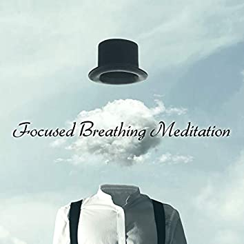 Focused Breathing Meditation: Background Music, Stress Relief and Relaxation. Improve Focus and Concentration