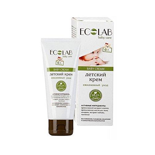 EO Labortorie Natural & Organic Baby Cream 100ml