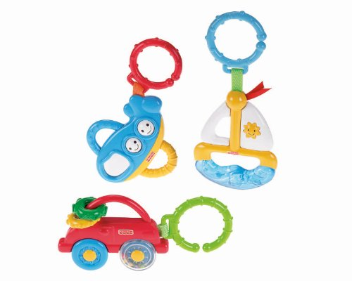 Fisher-Price On-the-go Gift Set