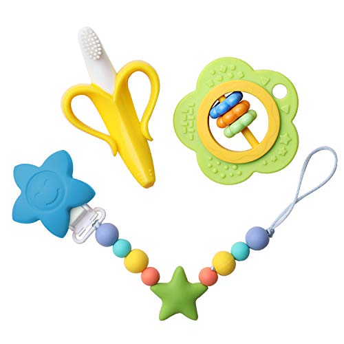 Baby Teething Toy Set Now $6.99 (Was $23.99)