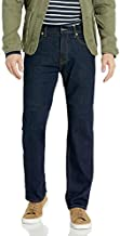 Signature by Levi Strauss & Co Men's Regular Jean, Rinse, 32x32