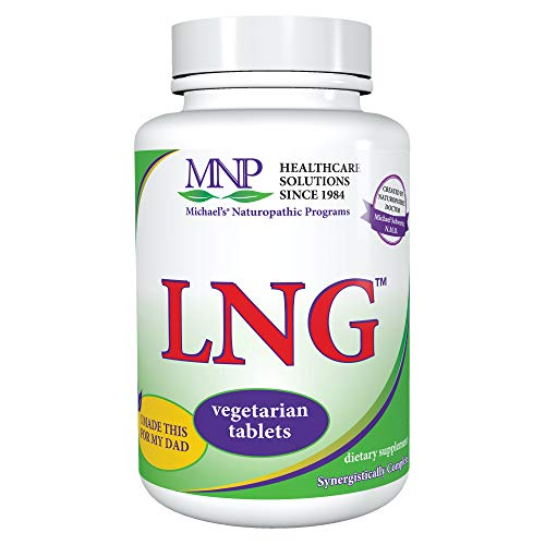 Michael's Naturopathic Programs LNG - 120 Vegan Tablets - High Potency Synergistic Blend of Herbs Traditionally Known for Lung and Respiratory Support - Vegetarian, Kosher - 40 Servings