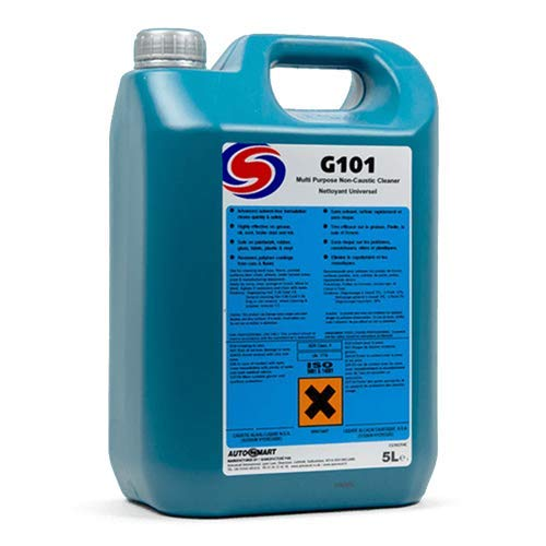 Autosmart G101 All Purpose Cleaner 5 Litre Car Valet Cleaning APC