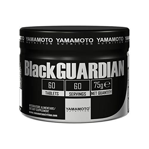 Yamamoto Nutrition Blackguardian New Formula - 80 Gr