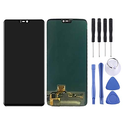 Compatibele Vervangings LCD-scherm en Digitizer Volledige Vergadering for OnePlus 6 Accessory