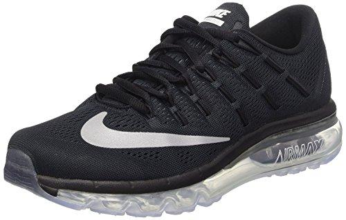 Nike AIR MAX 2016 womens running-shoes 806772-001_5 - BLACK/WHITE