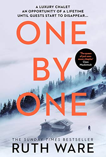 One by One: The snowy new thriller from the queen of the modern-day murder mystery (English Edition)