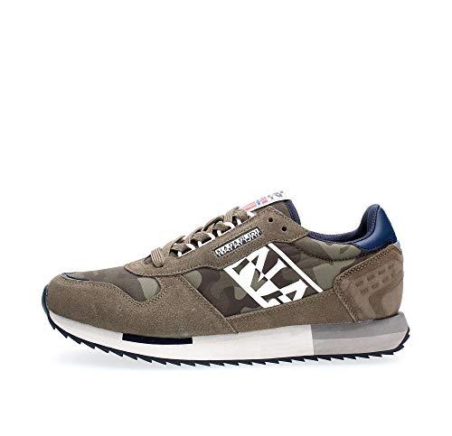 NAPAPIJRI Sneakers Uomo sovirtus Colore Camouflage NA4ES3FC1 (Numeric_42)