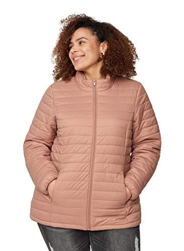 Zizzi Große Größen Damen Jacke mit Reißverschluss und Taschen Gr 42-56