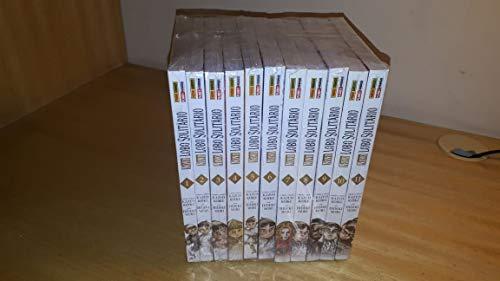 Novo Lobo Solitário - Panini - Coleção Completa Em 11 Volumes