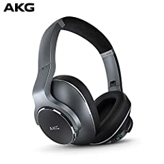 First class adaptive noise cancelling technology Comfort fit ergonomics Flat foldable in a premium portable package 20 hours battery life Crystal clear calls and chats at the touch of a button Full control of the settings via the AKG headphones App E...