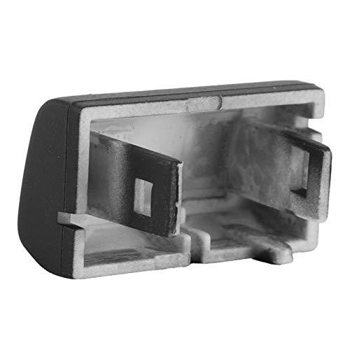 Cubierta de botón de interruptor de estacionamiento, cubierta de botón de radar de estacionamiento de lujo, para reemplazo de uso general para automóvil para uso profesional