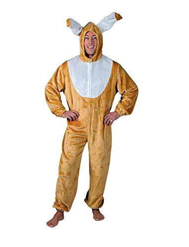 Ganzkörper Hase Hasenkostüm Rabbit 52/54 609016 Osterhase