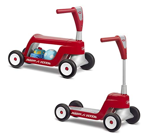 Radio Flyer Scoot 2 Scooter, Toddler...