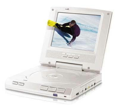 Buy Discount Coby Electronic 5.6-Inch TFT PORTABLE DVD PLAYER ( TFDVD5600 )