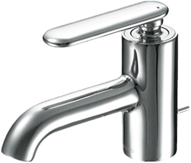 Armaturen im Badezimmer Waschbecken-Becken-Sitzen-Hahn-einzelnes Loch-einzelner Hand hei und kalt sinkt