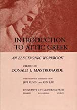 Electronic Workbook: Introduction to Attic Greek