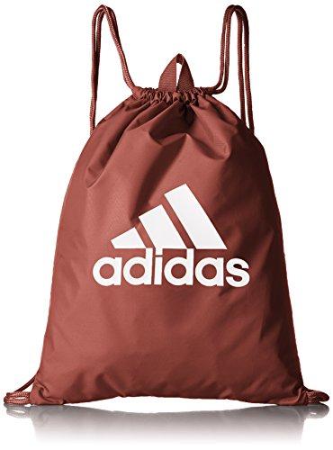Adidas Per Logo GB, Mochila Unisex Adultos, Rojo (Rojmis/Rojmis/Blanco), Talla única (24x15x45 cm)